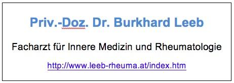 Dr. Burkhard Leeb